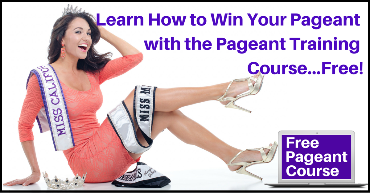 Free Pageant Course